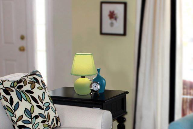 Правильний вибір настільних ламп для вашого інтер'єру